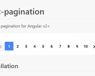 ngc-pagination