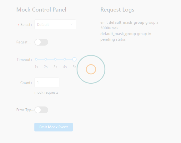 Angular 5+ Loading Mask Component | Angular Script