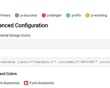 Custom Checkboxes For Angular 2+