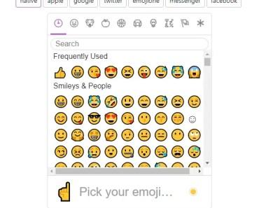 Emoji Mart