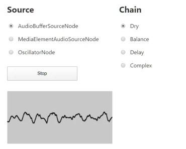 Web Audio API Declarative Library For Angular