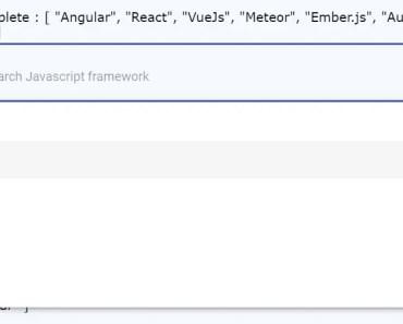 Angular Tags Input Library Based On Angular Material - NgxMatTagInput