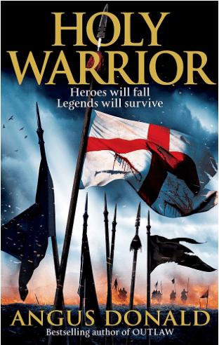 Holy Warrior - Angus Donald
