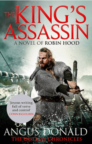 The King's Assassin - Angus Donald