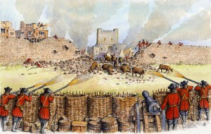 Siege of Carrick Cattle