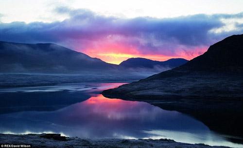 Ngộp thở vẻ đẹp thần thoại của Outer Hebrides - 3
