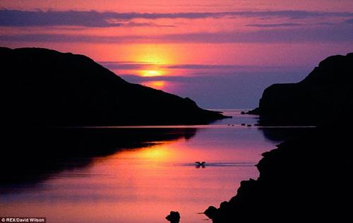 Ngộp thở vẻ đẹp thần thoại của Outer Hebrides - 15