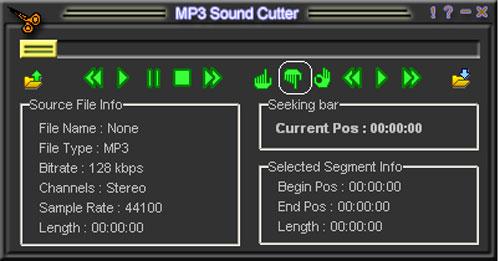 Hướng dẫn sử dụng phần mềm cắt nhạc Mp3 Cutter -