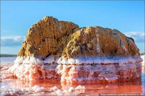 Những ao nước màu sắc rực rỡ - 8