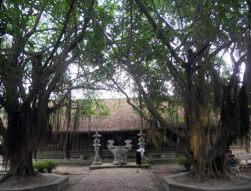 Độc đáo kiến trúc cổ chùa Bút Tháp - 4