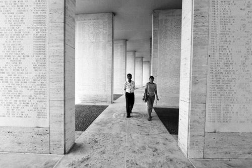 Đài tưởng niệm binh sĩ Mỹ tuyệt đẹp ở Manila - 6