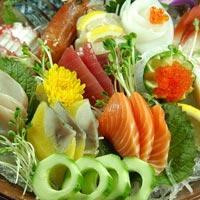 Sashimi cá Hồi  - Hương vị tinh khiết tại Asahi Hot Pot