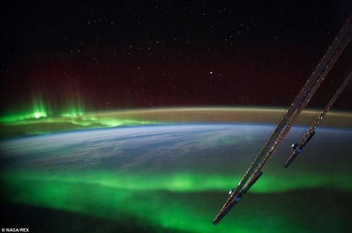 Ngắm cực quang huyền ảo ở Canada - 2