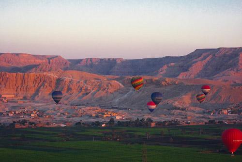10 điểm du ngoạn khinh khí cầu đẹp nhất hành tinh - 7