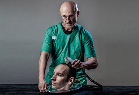 Ghép đầu người: Bệnh nhân tỉnh lại sẽ phát điên? - 1