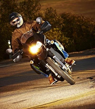 2010 Kawasaki KLR 650 – Ông vua việt dã tái xuất, Ô tô - Xe máy, Kawasaki