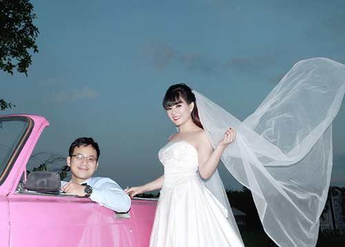 Sao Mai Bùi Lê Mận kết hôn với nhân viên ngân hàng - 8