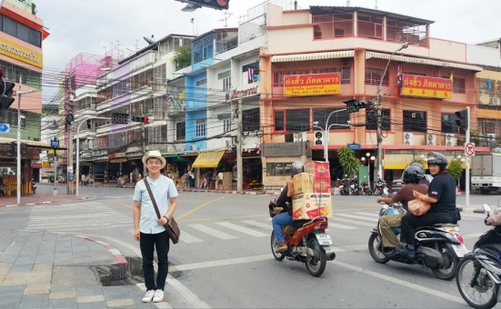 Nhật kí hành trình Hà Nội – Bangkok – Pattaya