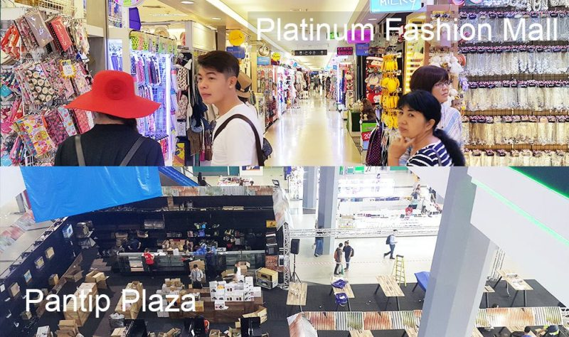 Platinum fashion mall and pantrip plaza