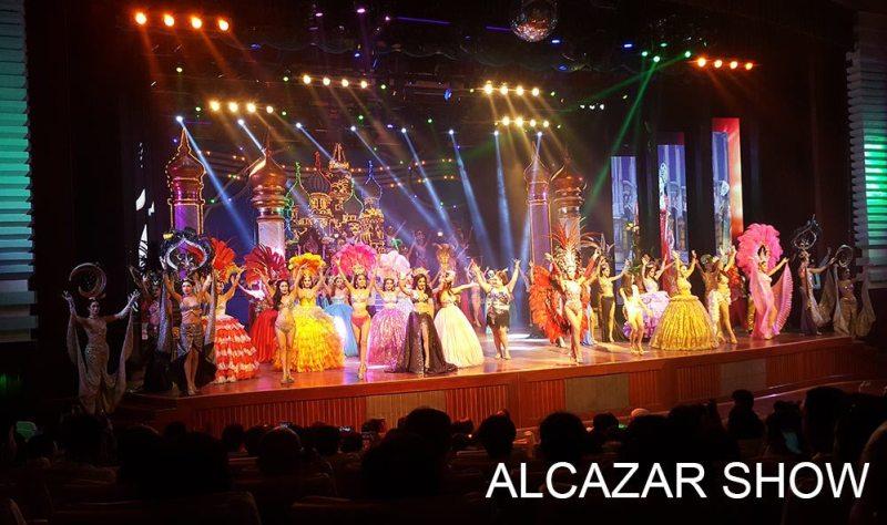 Alcazar show