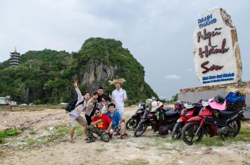 Check in Ngũ Hành Sơn