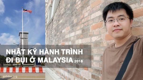 Kinh nghiệm đi bụi Kuala Lumpur & Malacca