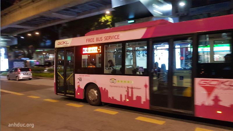 Bus GOKL