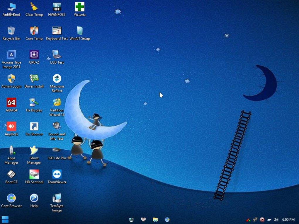 Anhdv Boot 2021 Premium Desktop