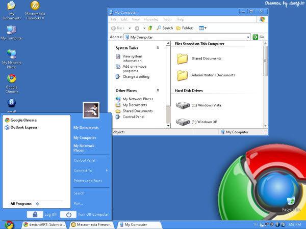 Windows XP Theme 1