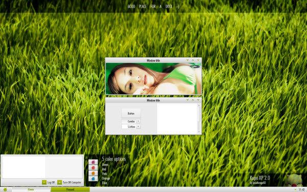 Windows XP Theme 45