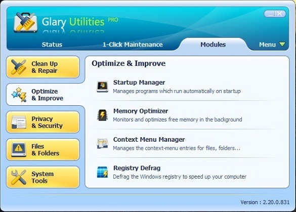 GlaryUtilities