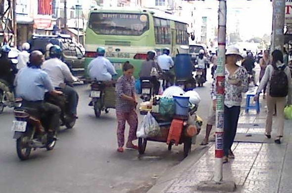 Huongviduongpho
