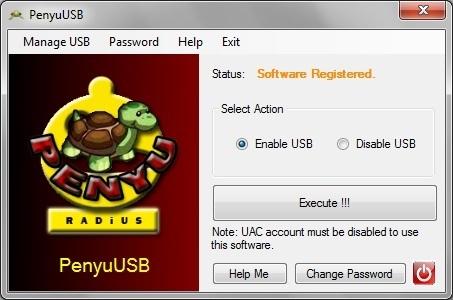 Penyu USB