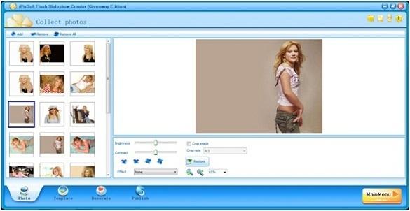 iPixSoft Flash Slide Show Converter