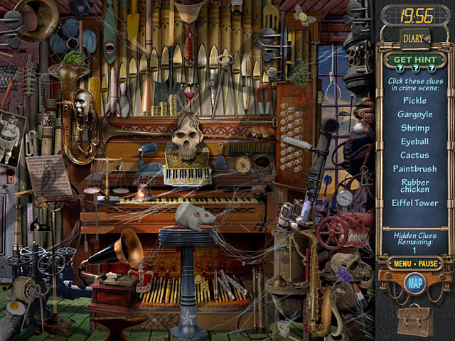 Mystery Case Files