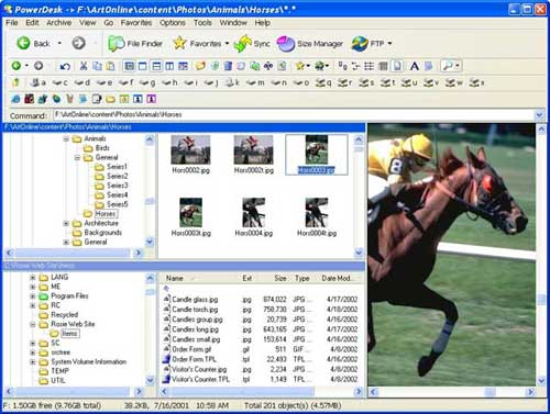 Avanquest PowerDesk 7 – Nhận key bản quyền miễn phí