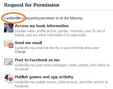 Vô hiệu hoá các request từ một ứng dụng hoặc game nào đó trên Facebook