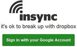 Insync - Phiên bản thu nhỏ của Dropbox giúp đồng bộ dữ liệu với Google Docs