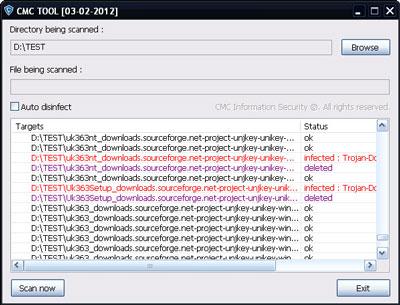 Unikey.org bị hack !
