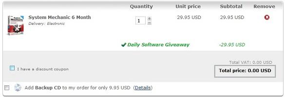 System Mechanic Pro 10.8.5 - Nhận key bản quyền 6 tháng miễn phí