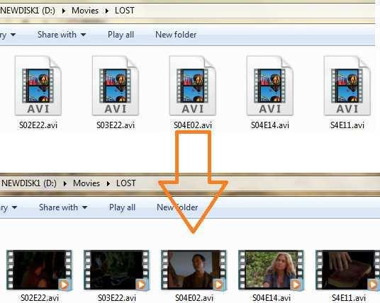 Media Preview Configuration - Phục hồi khả năng preview cho tập tin video