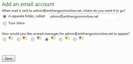 Chuyển nhà từ Gmail sang Outlook.com