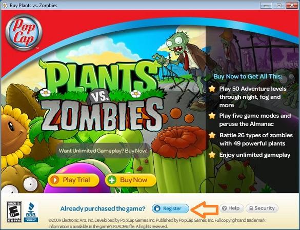 Tải Plants vs. Zombies miễn phí