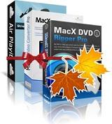 MacX DVD Ripper Pro - Nhận key bản quyền miễn phí