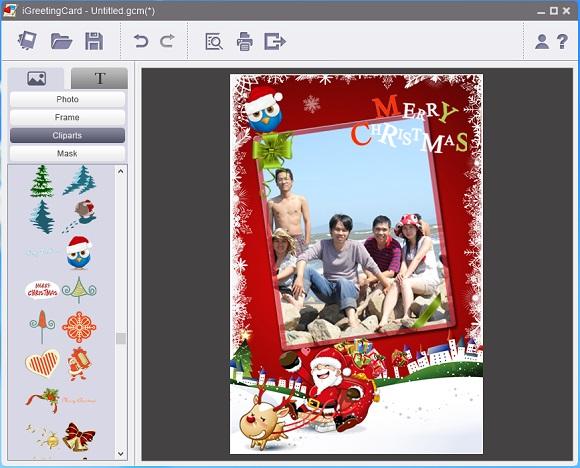 iGreetingCard - Nhận key bản quyền miễn phí phần mềm làm thiệp vui nhộn