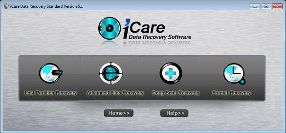 iCare Data Recovery Standard Edition v5.1 - Nhận key bản quyền miễn phí