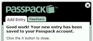 PassPack - Tạo và lưu trữ mật khẩu trực tuyến