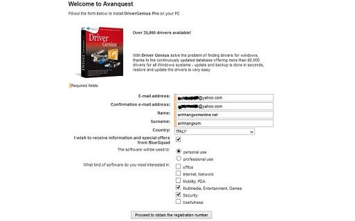 Driver Genius 10 - Nhận key bản quyền miễn phí
