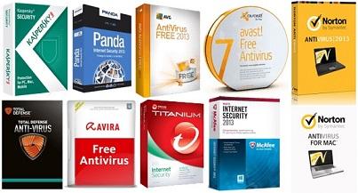 Tổng hợp các phần mềm antivirus bản quyền