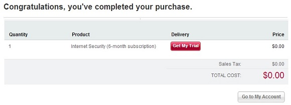 McAfee Internet Security 2013 - Nhận key bản quyền 6 tháng miễn phí